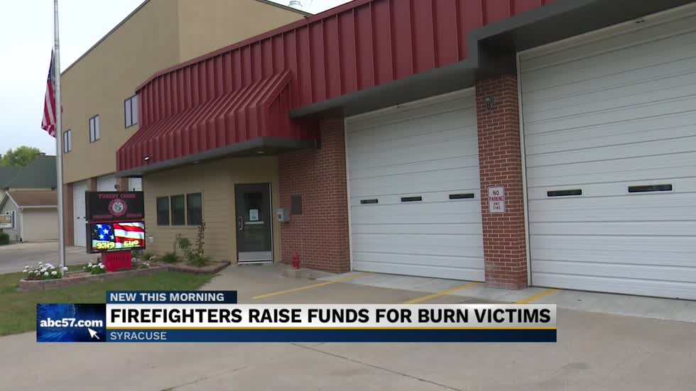 Syracuse firefighters raise funds for burn victims