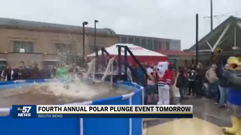 Take the Polar Plunge and help the Special Olympics