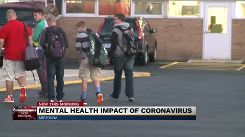Local psychologist offers tips on how to protect your mental health, talk to kids during coronavirus outbreak