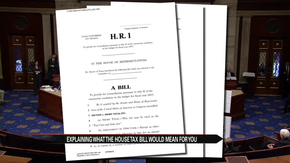 Tax Code 101: What the House tax bill would mean for Michiana families