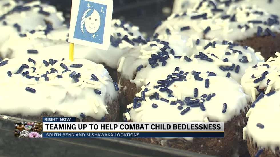 Teaming up to help combat child bedlessness