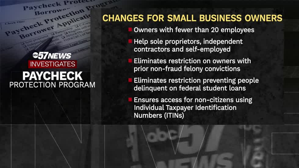 Temporary changes to PPP program, what it means for small business...