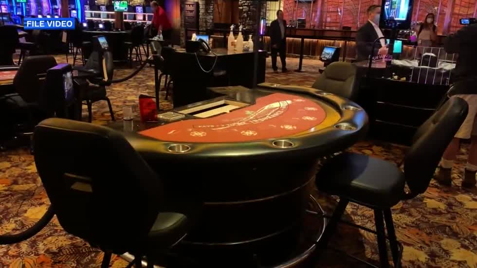 The Four Winds Casino is working to incorporate online gaming and betting in Michigan