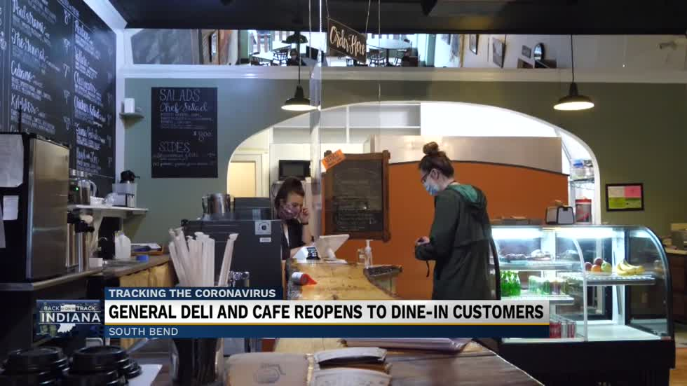 The General Deli and Cafe reopens with a new look
