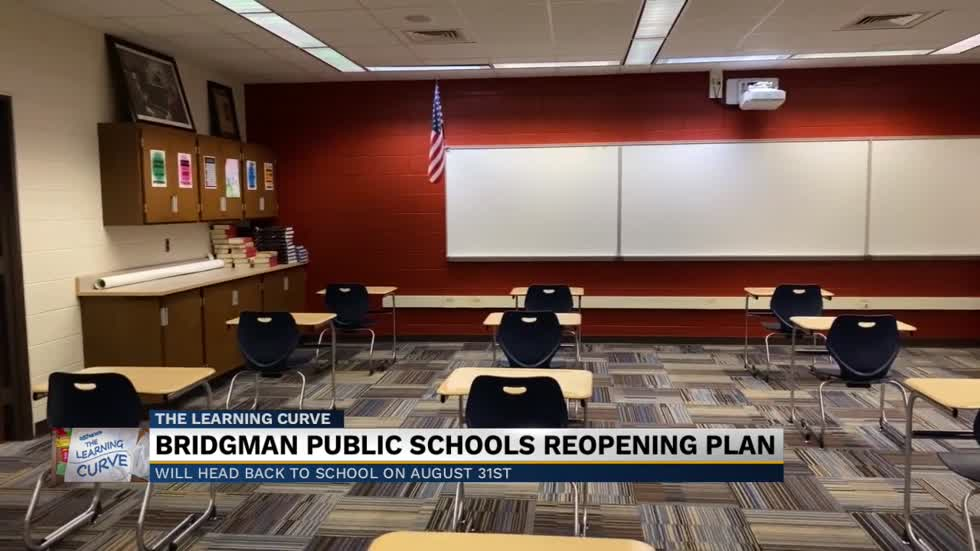 The Learning Curve: Bridgman's back to school plan