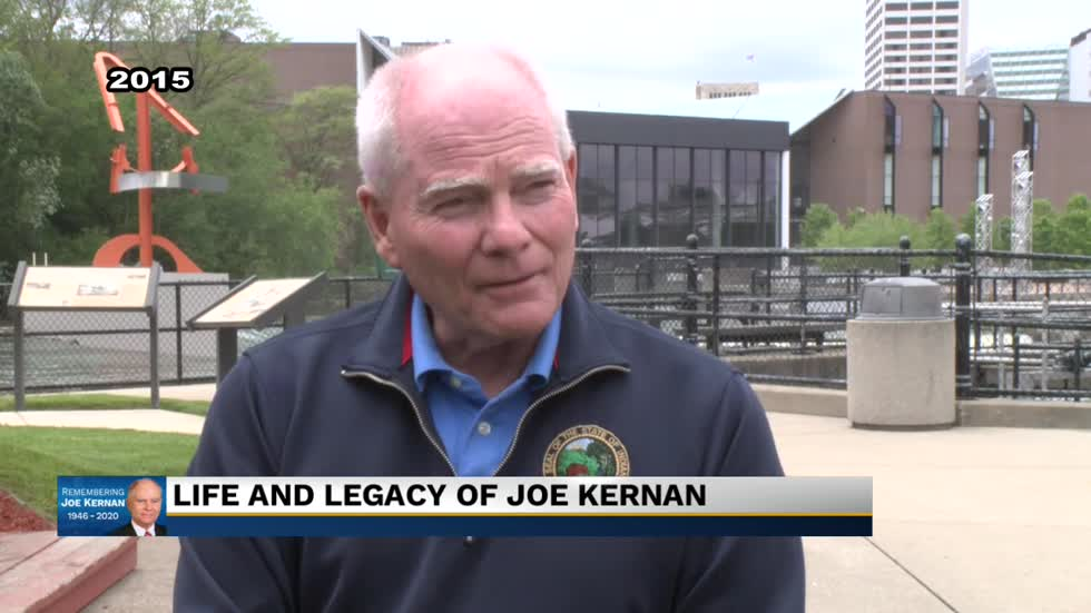 The life and legacy of former Governor Joe Kernan