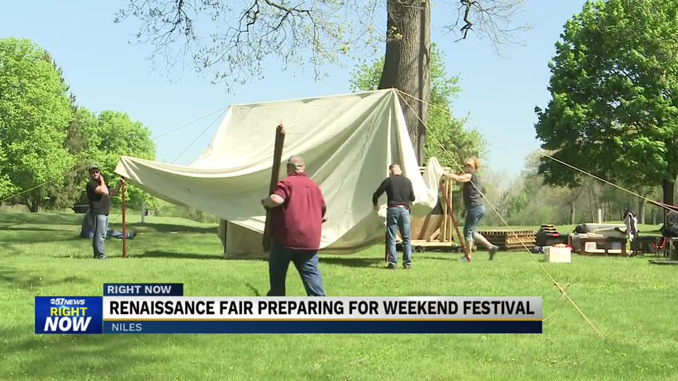 The Niles Renaissance Fair is returning