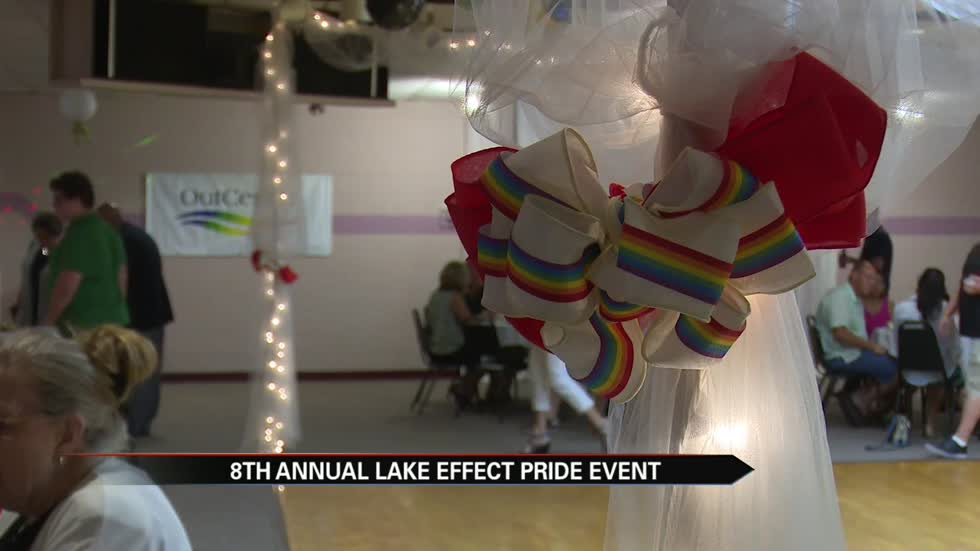 The Out Center honors allies at 8th annual Lake Effect Pride Event