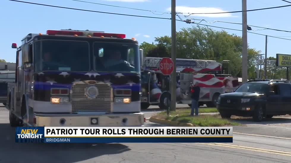 """The Patriot Tour"" stops in Berrien County"