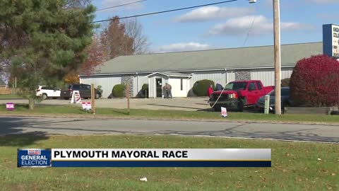 Plymouth Mayor Mark Senter earns another term
