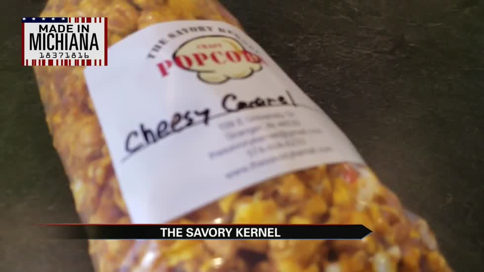 Made in Michiana: The Savory Kernel