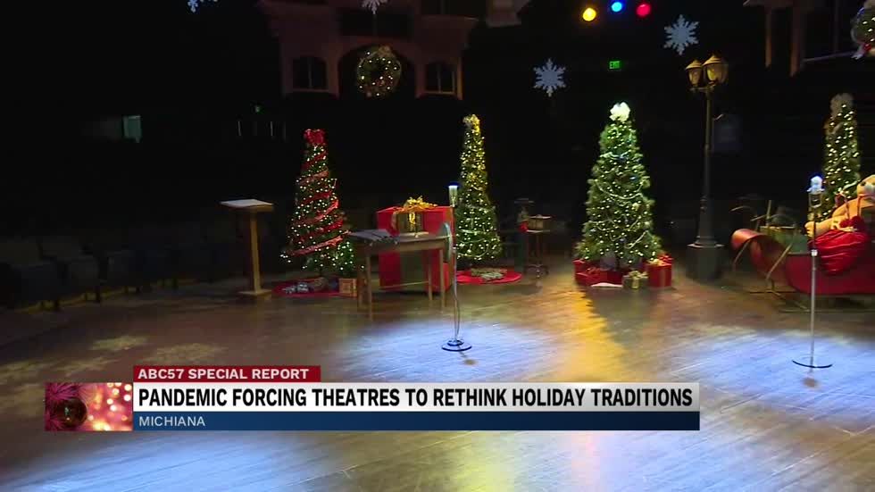 Local theatres work to keep lights on during a difficult holiday season