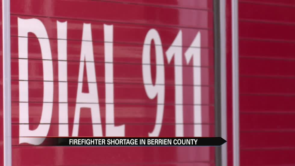 Three Berrien County fire departments expoloring consolidation