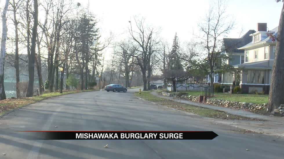 Burglary investigations underway in Mishawaka