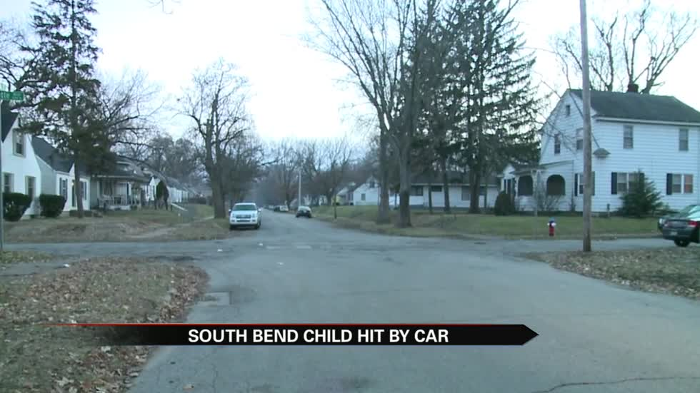 3-year-old boy hit by car on Wednesday afternoon, neighbors want more cautious driving