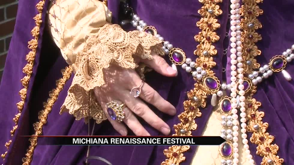 Michiana Renaissance Festival is back this weekend