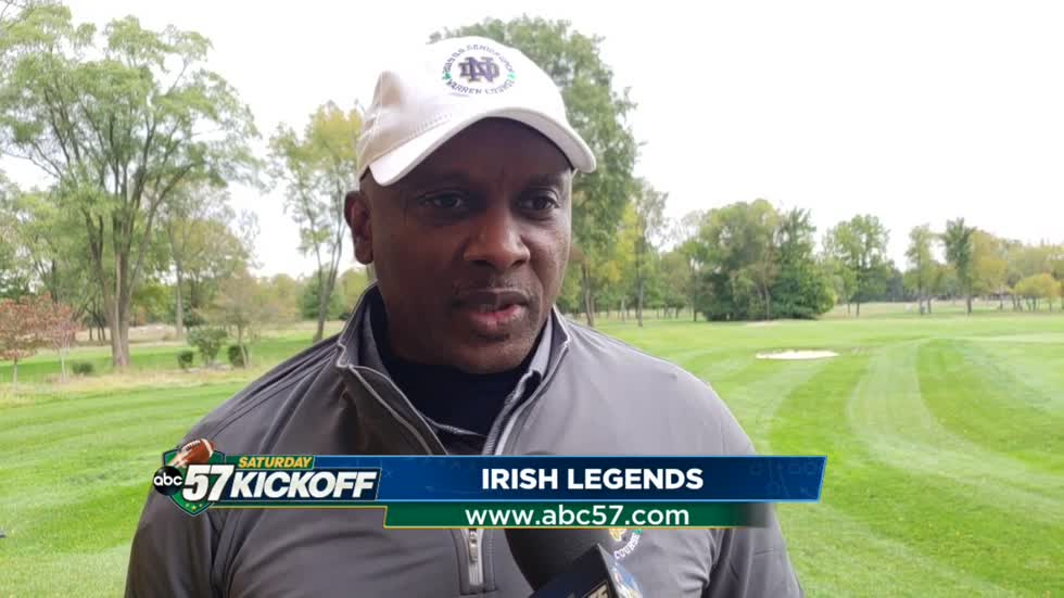 Tim Brown to serve as honorary chairman of US Senior Open at Notre Dame