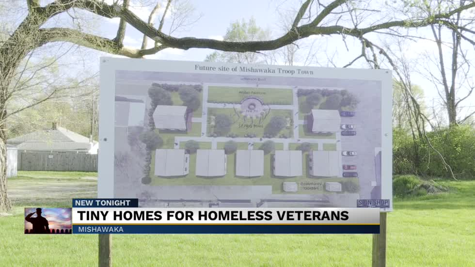 Local veterans launch project to bring homes for former service...