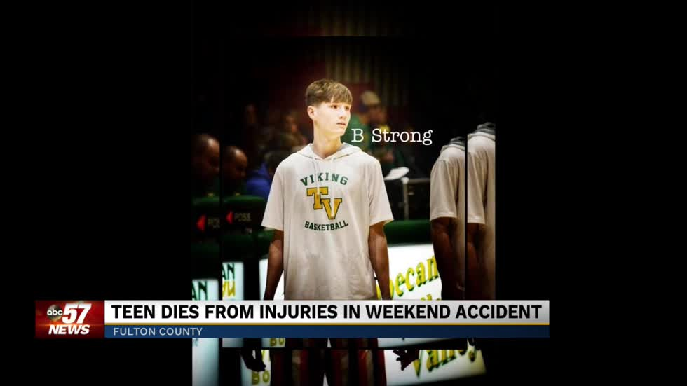 Tippecanoe Valley student dies, after Crash on Saturday