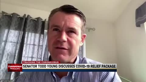 Senator Todd Young discusses COVID-19 relief package