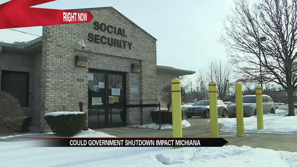 Tough time getting details of local preparedness for possible shutdown