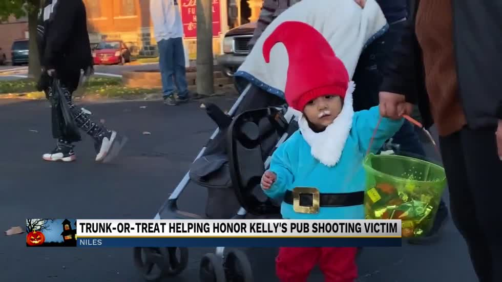 Trunk-or-Treat helping honor Kelly's Pub shooting victim