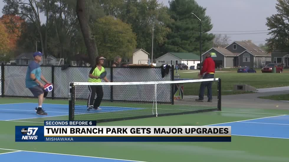 Twin Branch Park gets upgrade