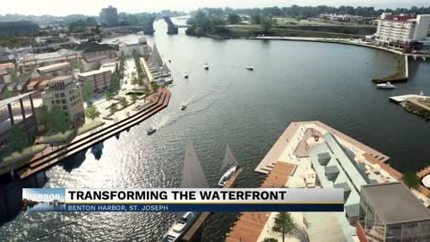 Twin Cities Harbor: Transforming the waterfront 5:30 p.m.