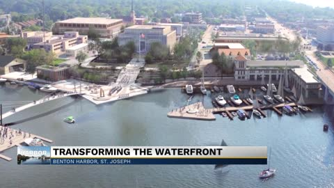 Twin Cities Harbor: Transforming the waterfront 6 p.m.