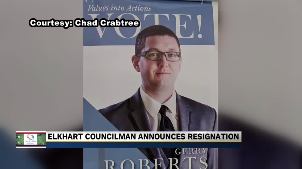 Elkhart Councilman announces resignation, two candidates emerge to replace him