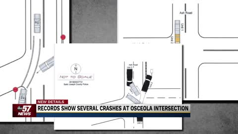 Two crashes on same day, one fatal, reveal dangerous Osceola...