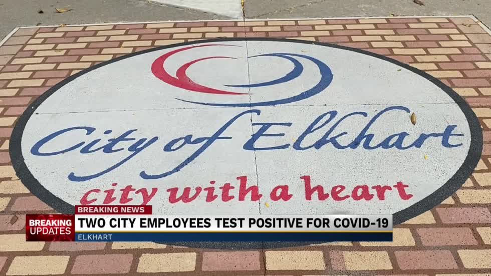 Two Elkhart City employees test positive for COVID-19 after budget...