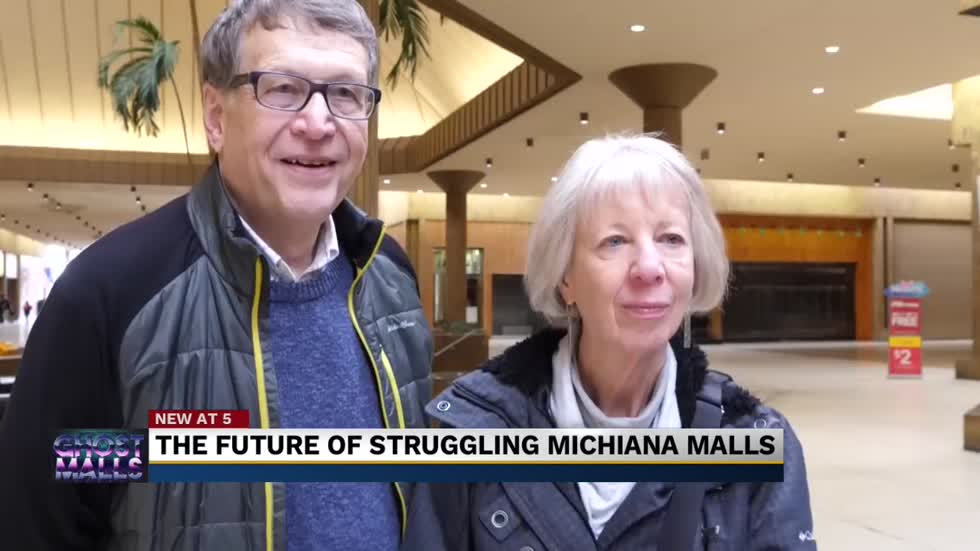 Two Michiana shopping malls aren't what they used to be. What will save them?