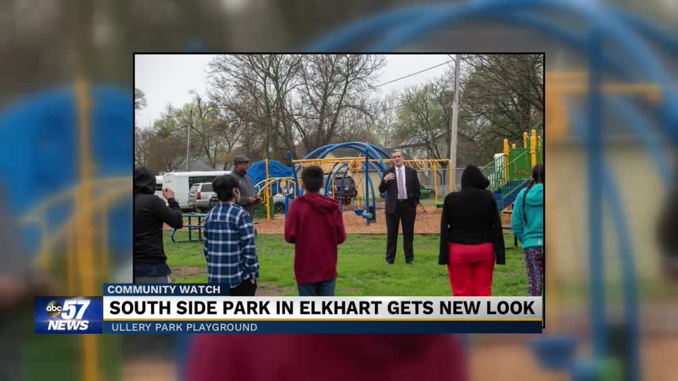Ullery Park unveils new the latest renovations
