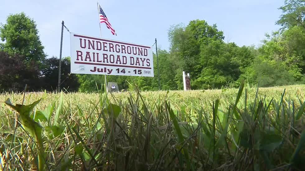 Underground Railroad Days celebrate Cass County history