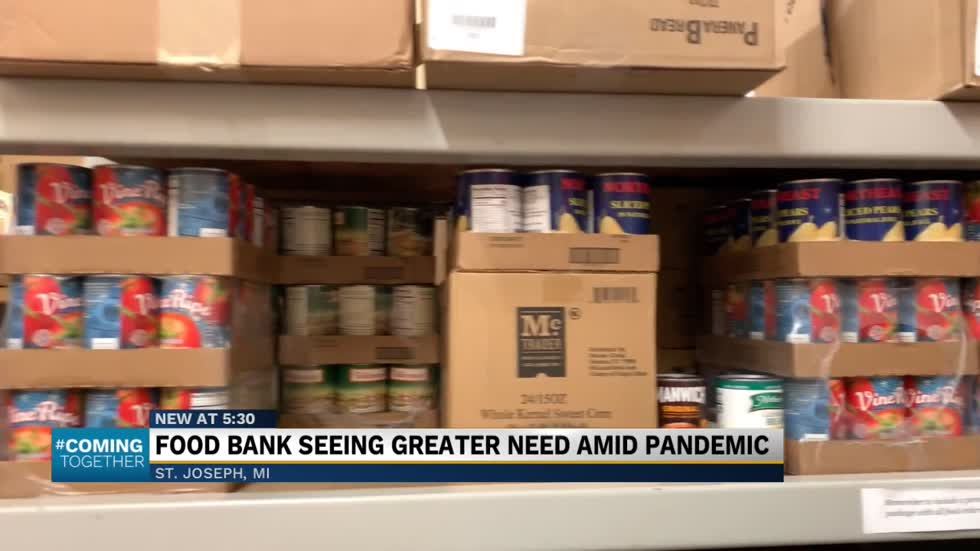 United Way helping local food banks with urgent need for donations