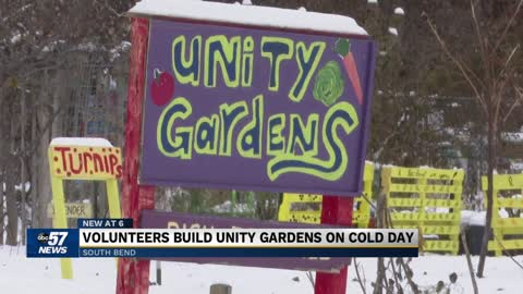 Unity Gardens begins final stage of new Welcome Center