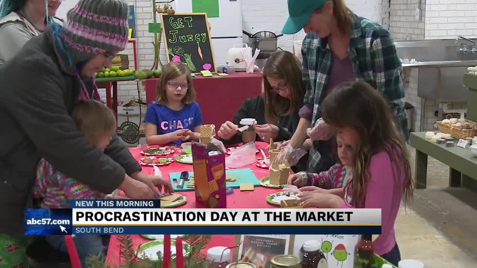 Unity Gardens hosts Procrastination Day
