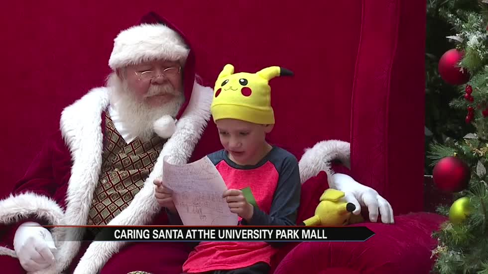 University Park Mall to host a special needs Santa Photo Experience Sunday morning