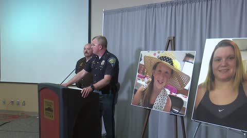 Press conference: Delphi investigation - April 22, 2019