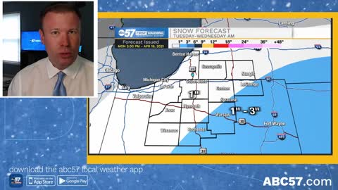 Wintry mix and a killer freeze
