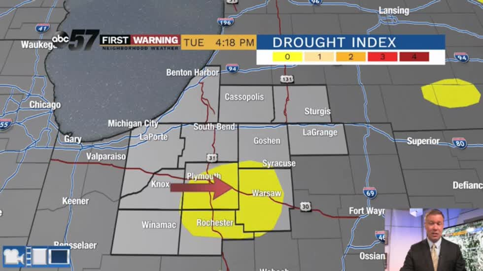 Drought conditions likely to worsen even after some saw rain