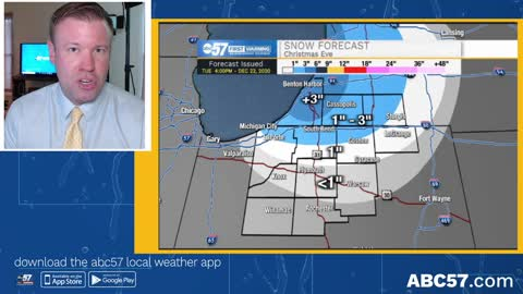 Windy Wednesday, then falling temperatures and lake effect snow