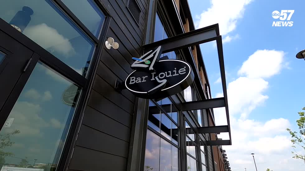 Bar Louie opens in new three-story Granger location