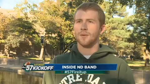 Drum Major takes advantage of unique opportunity