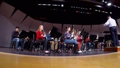 Goshen H.S. Band: Sounds of the Season 2019