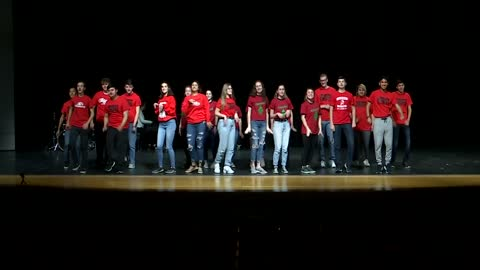 Goshen H.S. Crimsonaires: Sounds of the Season 2019