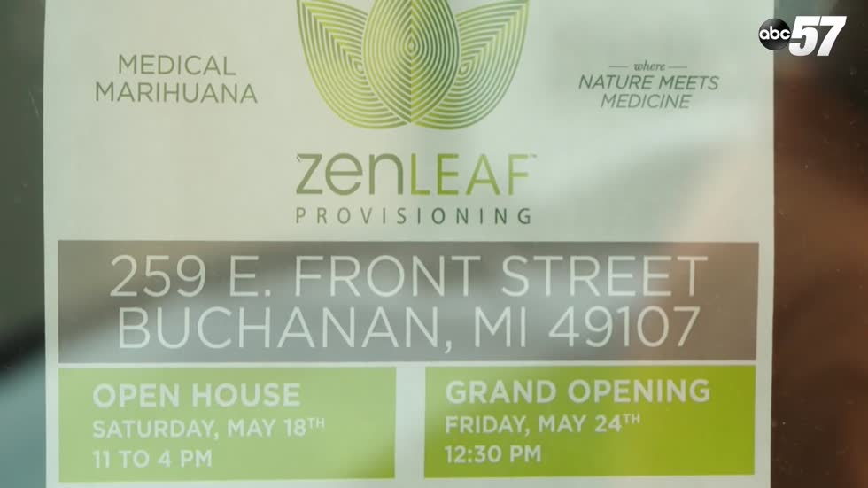 Patient makes first purchase at Michigan cannabis provisioning center