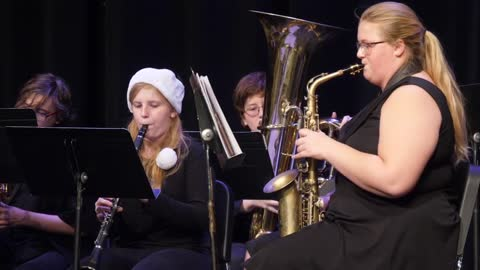 Clay H.S. Concert Band: Sounds of the Season 2019