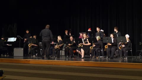 Clay H.S. Jazz Band - Have Yourself a Merry Christmas - SOS 2019